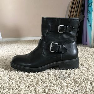 Urban Outfitters Motorcycle Boots